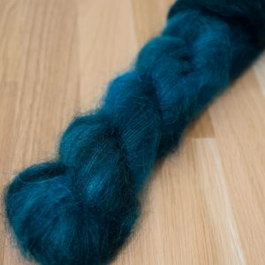 caméléon kid silk